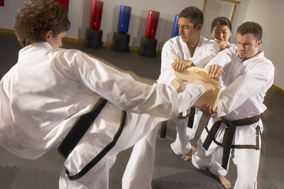 Life lessons you can learn from Martial Arts.
