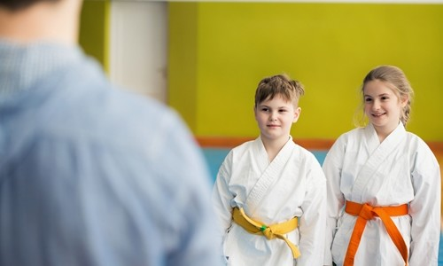 US White Tiger Martial Arts strengthen family bonds.