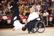 How martial arts can benefit the disabled